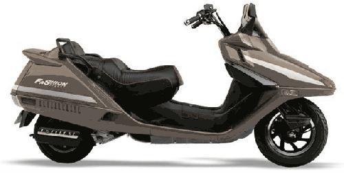 Cf Moto 250cc Fashion Scooter